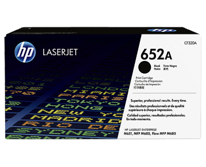 Продать картридж CF320A (652A)