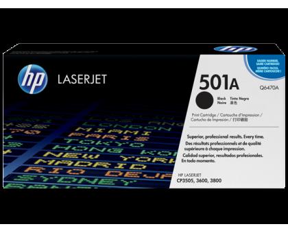 Продать картридж Q6470A (501A)