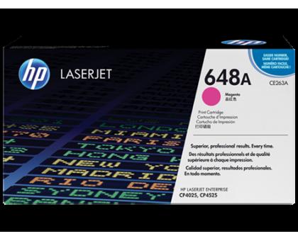 Продать картридж CE263A (648A)