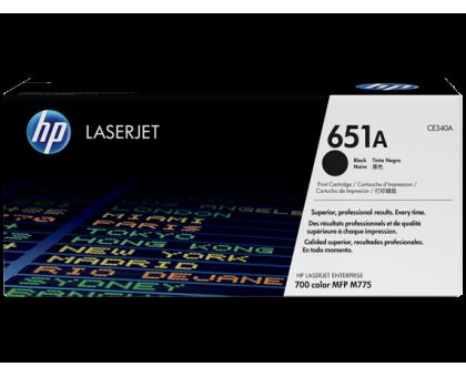 Продать картридж CE340A (651A)