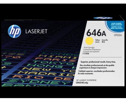 Продать картридж CF032A (646A)
