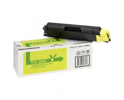 Продать картридж TK-580Y (желтый)