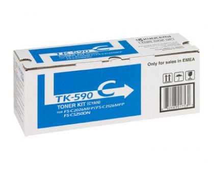 Продать картридж TK-590C