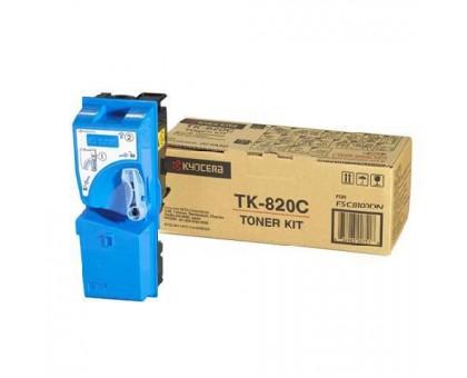 Продать картридж TK-820C (голубой)